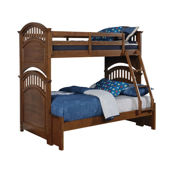 Coaster Furniture Halsted Twin Over Full Bunk Bed CST-461080