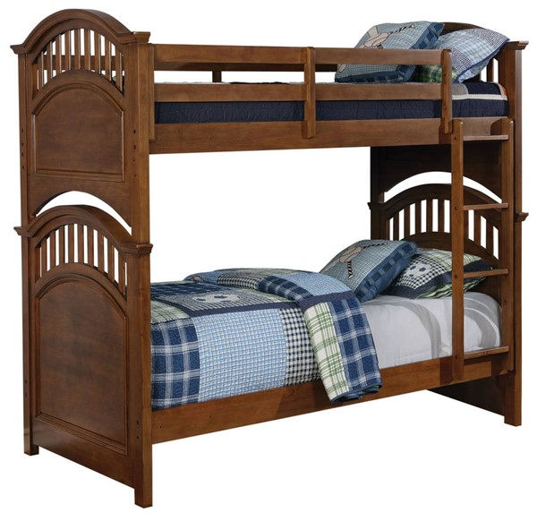 Coaster Furniture Halsted Twin Over Twin Bunk Bed CST-461084