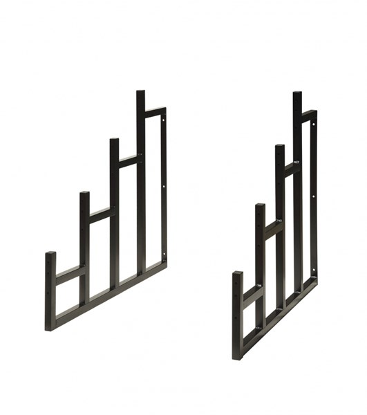 Andenne Contemporary Headboard Rack (34.00 L x 1.00 W x 39.50 H) CST-500570