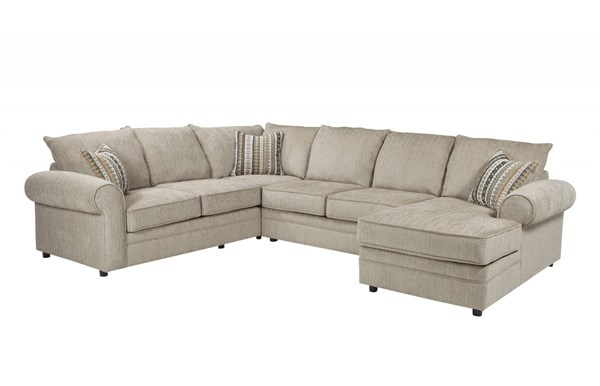 Coaster Furniture Fairhaven Cream Sectional CST-501149