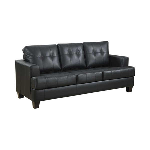 Coaster Furniture Samuel Black Sofa CST-501681