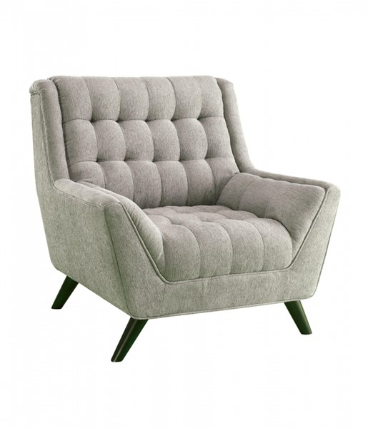 Coaster Furniture Natalia Grey Chair CST-503773