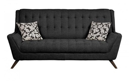 Coaster Furniture Natalia Black Sofa CST-503774