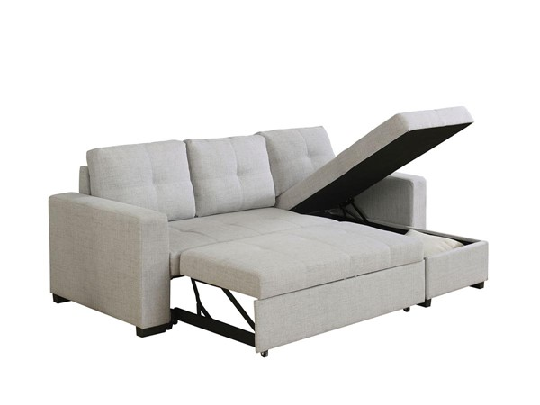 Coaster Furniture Everly Grey Sofa CST-503926