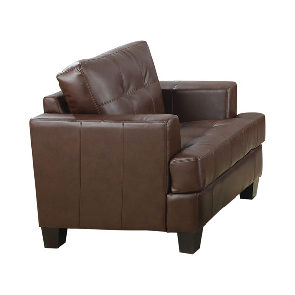 Coaster Furniture Samuel Brown Chair CST-504073