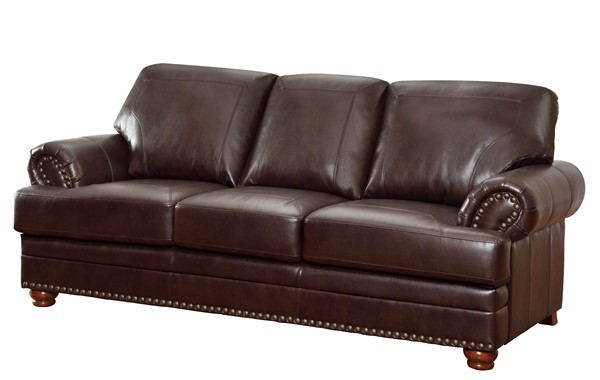 Coaster Furniture Colton Brown Sofa CST-504411