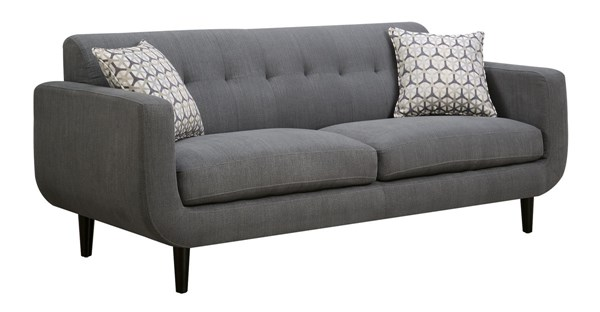 Coaster Furniture Stansall Grey Sofa CST-505201