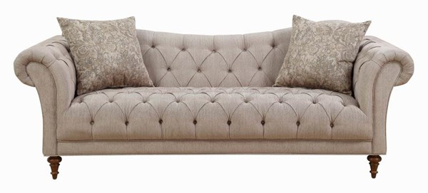 Coaster Furniture Alasdair Brown Sofa CST-505571