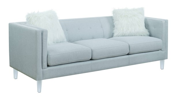 Coaster Furniture Hemet Grey Sofa CST-506211