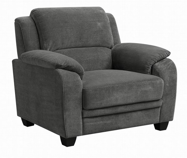 Coaster Furniture Northend Charcoal Chair CST-506243