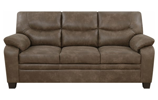 Coaster Furniture Meagan Brown Sofa CST-506561