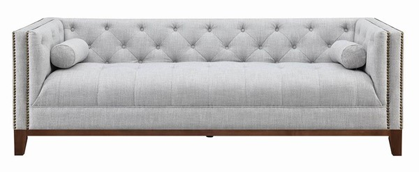 Coaster Furniture Celle Light Grey Sofa CST-508511