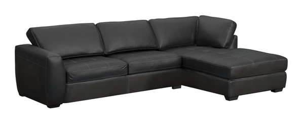 Coaster Furniture Ontario Black Sectional CST-508960