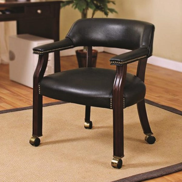 Coaster Furniture Nailhead Guest Office Chairs CST-515-OC-VAR