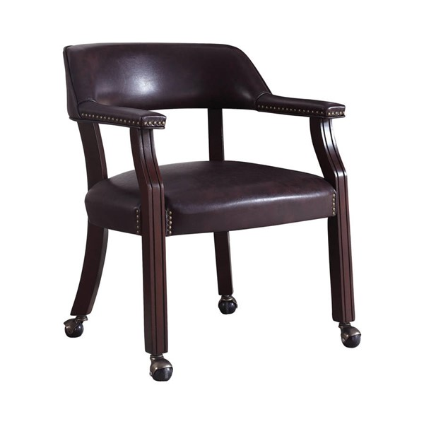 Coaster Furniture Brown Office Guest Chair CST-517BRN