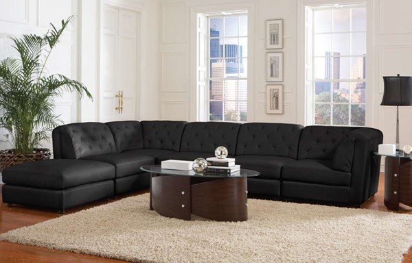 Quinn Sectionals With Ottoman CST-5510-S-VAR