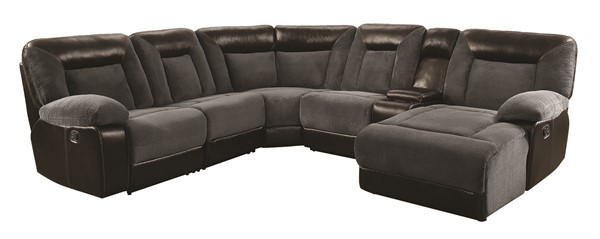 Coaster Furniture Cybele Sectional CST-600090