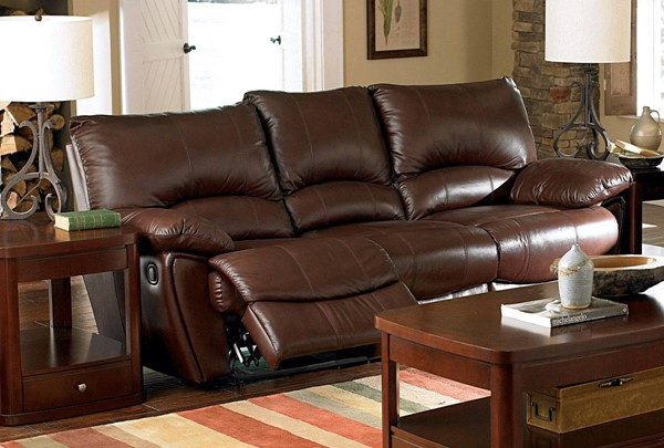 Coaster Furniture Clifford Chocolate Power Sofa CST-600281P