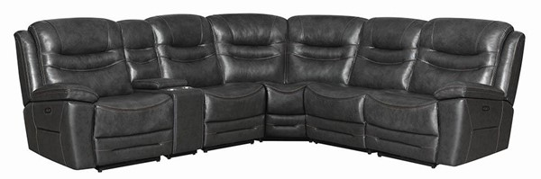 Coaster Furniture Destin 6pc Power Sectionals CST-60331-SEC-VAR