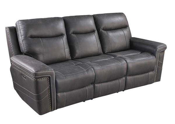 Coaster Furniture Wixom Charcoal Power2 Sofa CST-603514PP