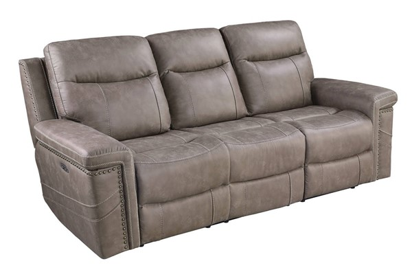 Coaster Furniture Wixom Taupe Power2 Sofa CST-603517PP