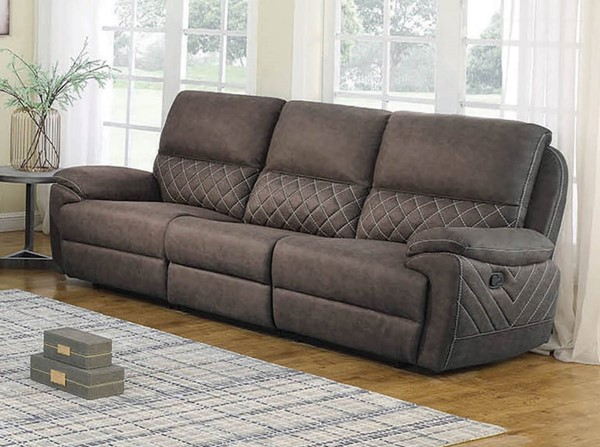 Coaster Furniture Variel Taupe 3pc Motion Sofas CST-60898-SF-VAR