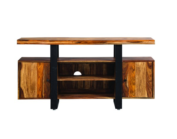 Coaster Furniture Knox Black TV Console CST-700890