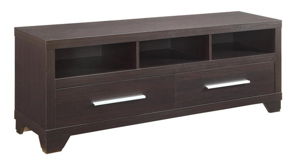 Coaster Furniture Cappuccino MDF TV Stand CST-703301