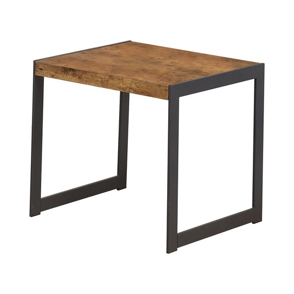Coaster Furniture Nutmeg Gun End Table CST-704027