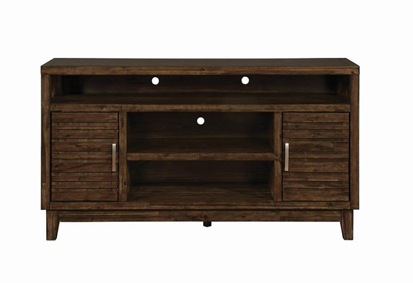 Coaster Furniture Rustic Mindy 62 Inch TV Console CST-704241