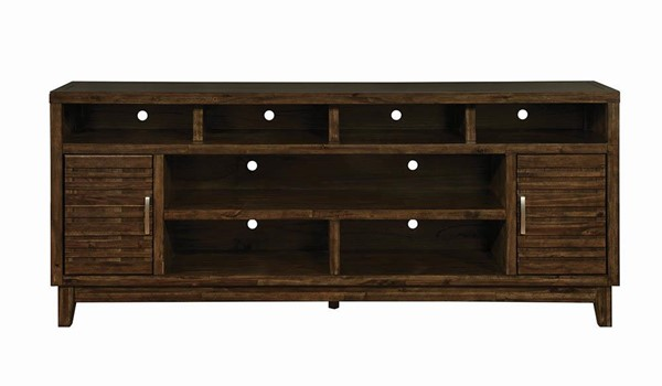 Coaster Furniture Rustic Mindy 84 Inch TV Console CST-704243