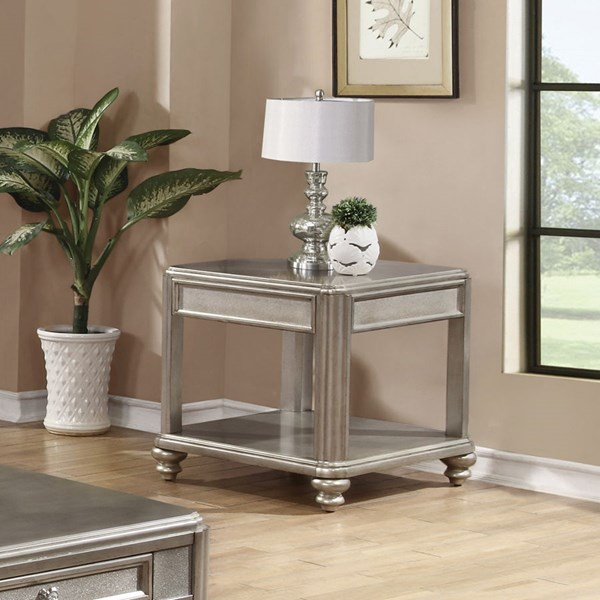 Coaster Furniture Bling End Table CST-704617