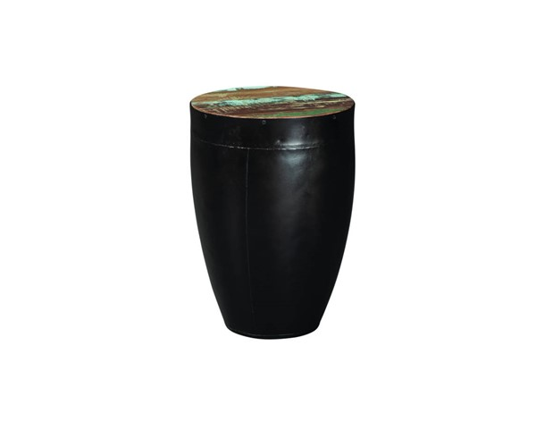 Coaster Furniture Black Side Table CST-705536