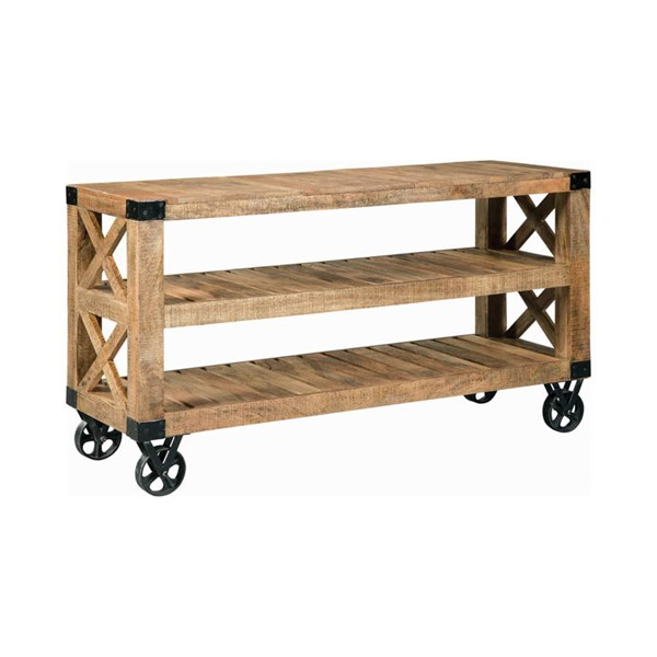 Coaster Furniture Wylder Natural TV Console CST-705549