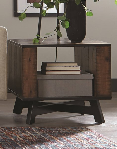 Coaster Furniture Tobacco End Table CST-705637