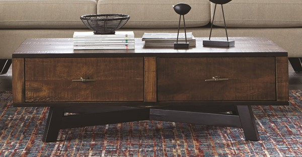 Coaster Furniture Tobacco Coffee Table CST-705638