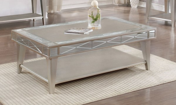 Coaster Furniture Mercury Coffee Table CST-720888