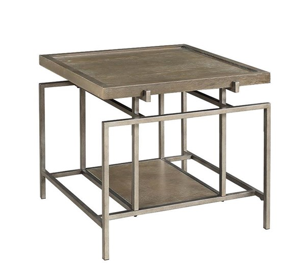 Coaster Furniture Dark Brown End Table CST-721437