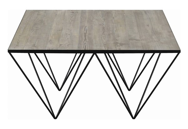 Coaster Furniture White Washed Coffee Table CST-721688