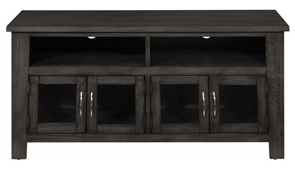 Coaster Furniture Dark Grey 48 Inch TV Console CST-722221