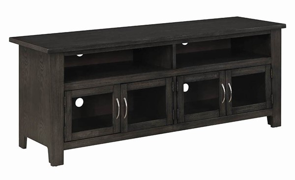 Coaster Furniture Dark Grey 60 Inch TV Console CST-722222
