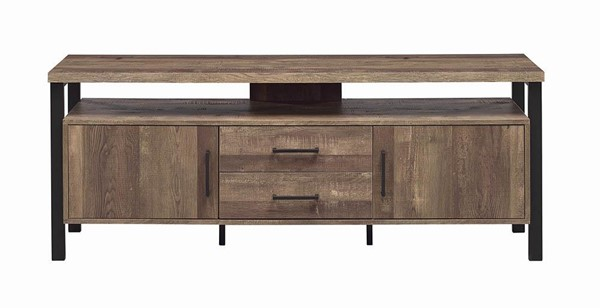 Coaster Furniture Oak 59 Inch TV Consoles CST-72256-TV-VAR