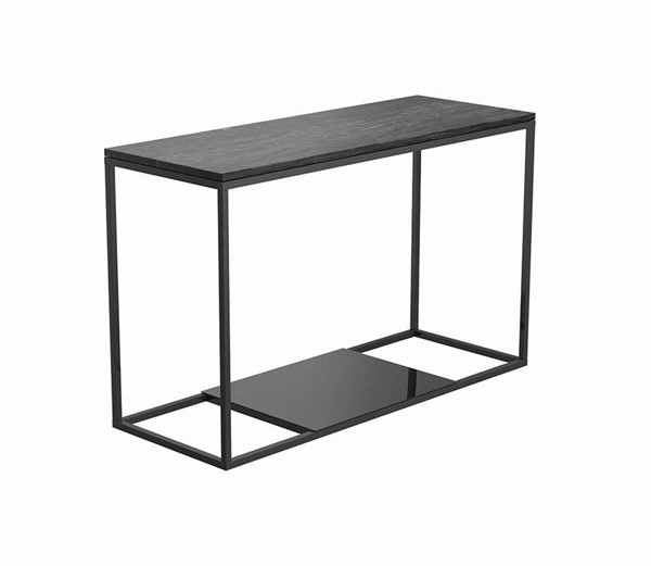 Coaster Furniture Modern Black Sofa Table CST-722699