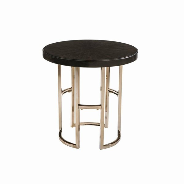 Coaster Furniture Dark Brown End Table CST-722747
