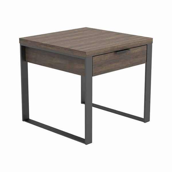 Coaster Furniture Aged Walnut End Table CST-723157