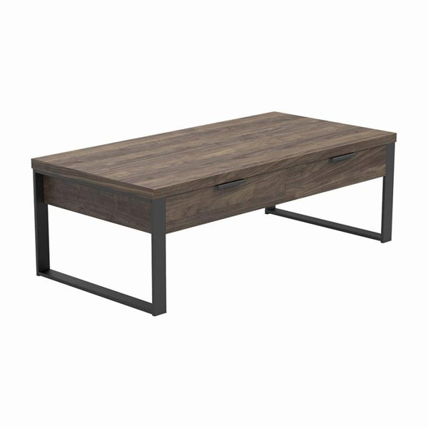 Coaster Furniture Aged Walnut Coffee Table CST-723158