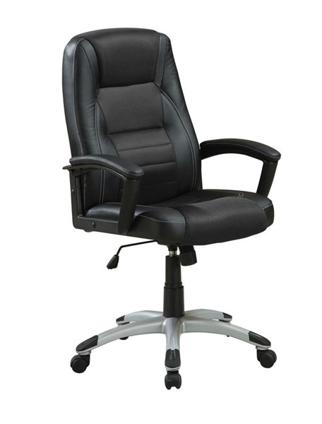 Coaster Furniture Faux Leather Adjustable Height Office Chair CST-800209
