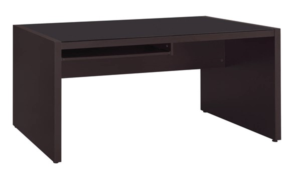 Coaster Furniture Skylar Cappuccino Computer Desk CST-800901