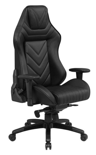 Coaster Furniture Black Faux Leather Office Chair CST-800934