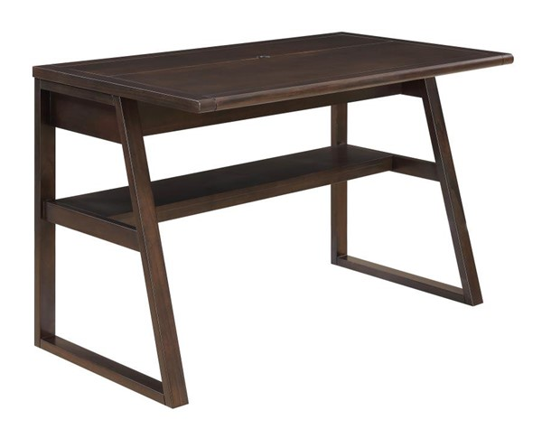Coaster Furniture Chestnut Wood Writing Desk CST-801139